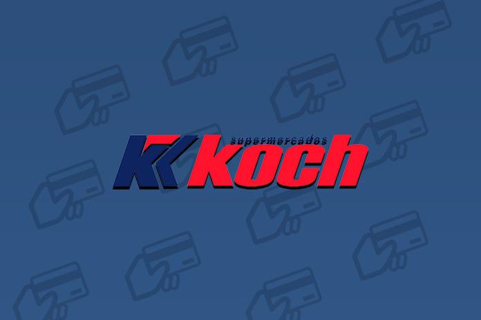 Cartões que o Koch Supermercados Aceita