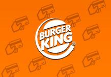 Cartões que o Burger King Aceita