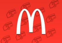 Cartões que o McDonald's Aceita